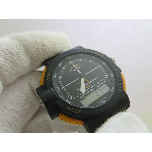 CASIO(カシオ)のCASIO ALTI DEPTH METER デジアナ腕時計 ARW-320 メンズの時計(腕時計(アナログ))の商品写真