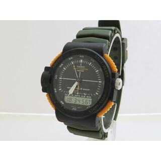 CASIO - CASIO ALTI DEPTH METER デジアナ腕時計 ARW-320