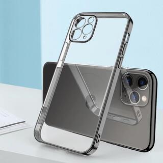 アイフォーン(iPhone)のiPhone11ケース クリア シンプル(iPhoneケース)
