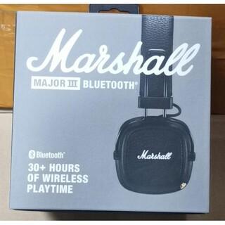 【新品未開封】Marshall MAJOR III BLUETOOTH ブラック