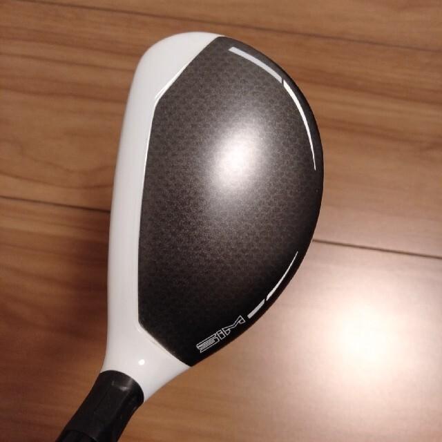 TaylorMade(テーラーメイド)のSIM MAX レスキュー ユーティリティ スポーツ/アウトドアのゴルフ(クラブ)の商品写真