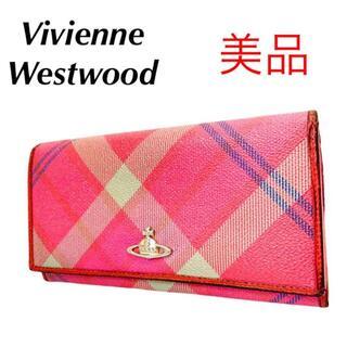 ヴィヴィアンウエストウッド(Vivienne Westwood)の✨ Vivienne Westwood✨ヴィヴィアンウエストウッド長財布ピンク(その他)