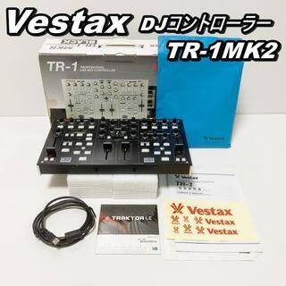 Vestax DJコントローラー TR-1MK2(DJコントローラー)