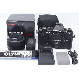 OLYMPUS - ★美品★ OLYMPUS OM-D E-M5 MarkⅡ 単焦点レンズセット