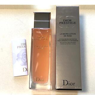 Dior - Dior ディオール プレステージ ローション ド ローズ  150ml