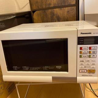 パナソニック(Panasonic)の美品!Panasonic 電子レンジ NE-T158(電子レンジ)