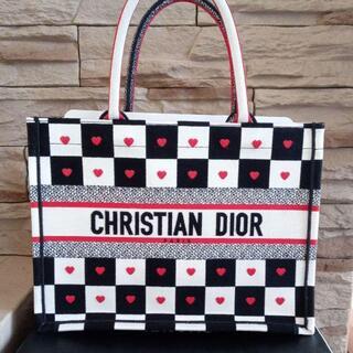 ディオール(Dior)のディオールアムールスモールトートバック美品!!(ハンドバッグ)