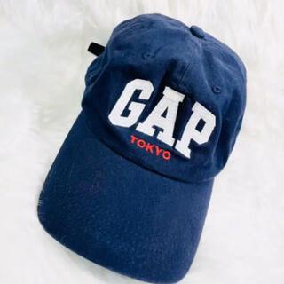 ギャップ(GAP)のキャップ 帽子 GAP 男女兼用 ネイビー(キャップ)