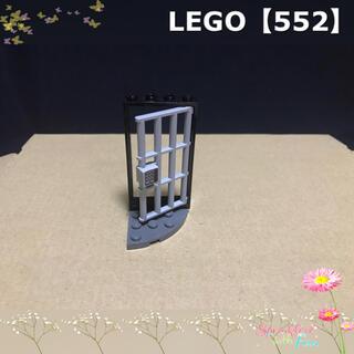 レゴ(Lego)のLEGO 牢屋 格子 囚人 ドア プリント セキュリティーパネル【522】(その他)