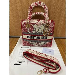 ディオール(Dior)のDIOR LADY D-LITE ミディアムバッグ(ショルダーバッグ)