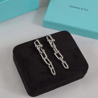Tiffany & Co. - TIFFANY ティファニー リンクピアス 6連