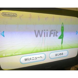 Wii - Wii Fit / Wii フィット