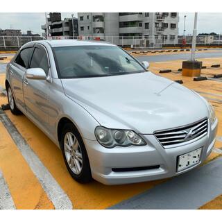 トヨタ - 程度重視の方へ 総額29万円 トヨタ認定中古車 後期型マークX250G