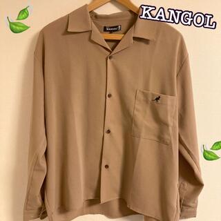 カンゴール(KANGOL)のKANGOLシャツ(ポロシャツ)
