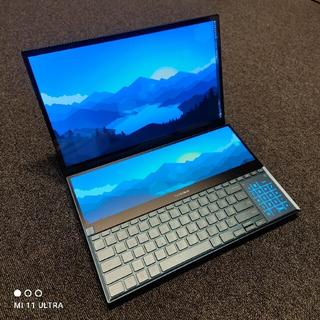 ASUS - Asus Zenbook Duo UX581GV