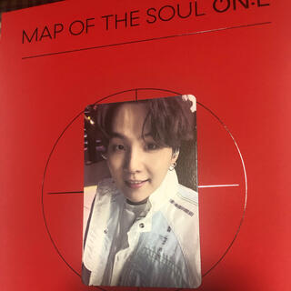 防弾少年団(BTS) - BTS MAP OF THE SOUL ON:E DVD SUGA トレカ