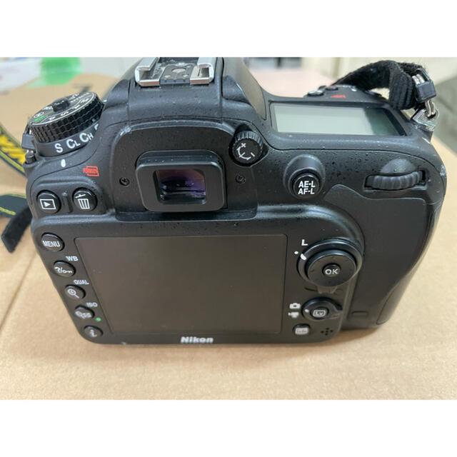 Nikon(ニコン)のNikon D7200 ダブルズームレンズキット スマホ/家電/カメラのカメラ(デジタル一眼)の商品写真