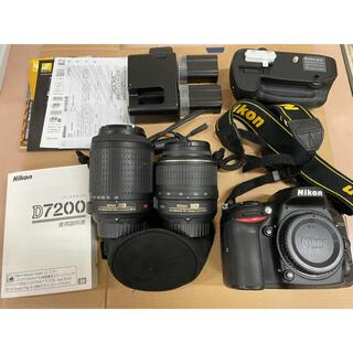 Nikon - Nikon D7200 ダブルズームレンズキット