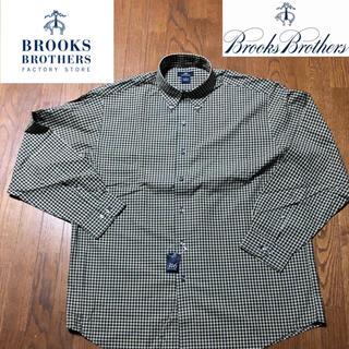 ブルックスブラザース(Brooks Brothers)の新品、未使用 秋色 ブルックスブラザーズ ボタンダウンシャツ ポロカラーシャツ(シャツ)