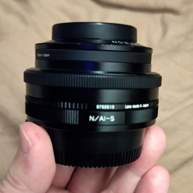 VoightLander ULTRON 40mm F2 SLII N スマホ/家電/カメラのカメラ(レンズ(単焦点))の商品写真