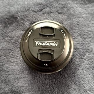 VoightLander ULTRON 40mm F2 SLII N