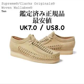 Supreme®/Clarks Originals Woven Wallabee