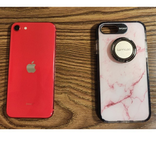 iPhone - iPhone SE 第2世代 128gb レッド ケース・箱付き【SIMフリー】