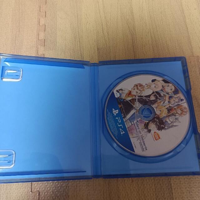 PlayStation4(プレイステーション4)のテイルズ オブ ヴェスペリア REMASTER PS4 エンタメ/ホビーのゲームソフト/ゲーム機本体(家庭用ゲームソフト)の商品写真