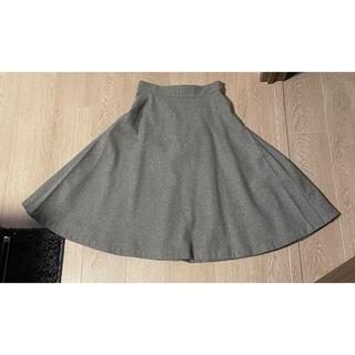 ナチュラルビューティーベーシック(NATURAL BEAUTY BASIC)のnatural beauty basic ナチュラルビューティーフレアースカート(ロングスカート)