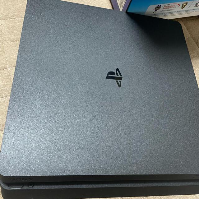PlayStation4(プレイステーション4)のPS4 本体 1TB 付属品完備 エンタメ/ホビーのゲームソフト/ゲーム機本体(家庭用ゲーム機本体)の商品写真