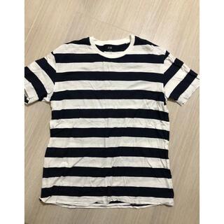 UNIQLO - 半袖Tシャツ ボーダーTシャツ ユニクロ ユニセックス XL