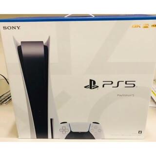PlayStation - プレステ5 PlayStation5 本体 通常版 プレステ ソニー 新品未使用