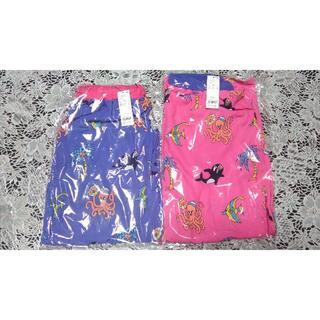 プニュズ(PUNYUS)のプニュズ シーフレンズ イージーパンツ 2 2本組 ピンク 青 激安(その他)
