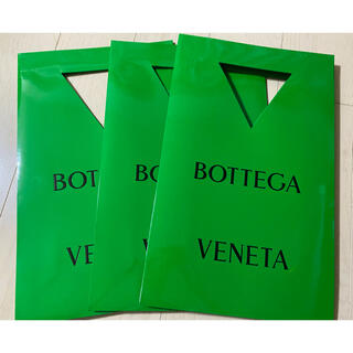 Bottega Veneta - ボッテガヴェネタ❣️2021新作 ショッパー 3枚