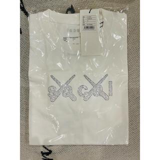 sacai - sacai x KAWS Print T-shirt WHITE サイズ1