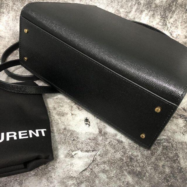 Saint Laurent(サンローラン)のお値下げ♪サンローラン♪ショルダーバッグ ブラック レディースのバッグ(ショルダーバッグ)の商品写真