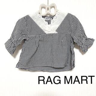 ラグマート(RAG MART)のラグマート ブラウス 90(Tシャツ/カットソー)