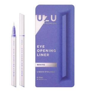 FLOWFUSHI - UZU EYE OPENING LINER アイライナー  ホワイト