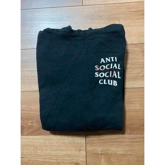 アンチソーシャルソーシャルクラブパーカー ASSC フーディー メンズのトップス(パーカー)の商品写真