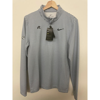 ブリーフィング(BRIEFING)のMalbon Nike ロングスリーブシャツ US Mサイズ(ウエア)