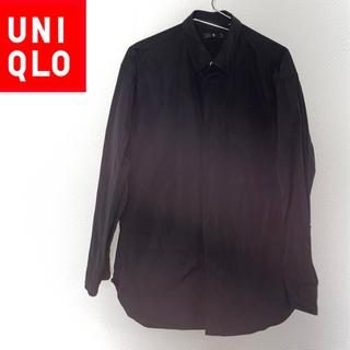 UNIQLO - ユニクロ +J オーバーサイズ シャツ