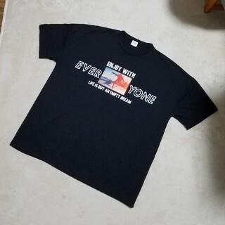 ウィゴー(WEGO)のウィゴー メンズ 半袖 Tシャツ ブラック(Tシャツ/カットソー(半袖/袖なし))