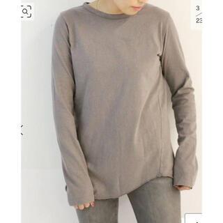 DEUXIEME CLASSE - Deuxieme Classe  Layering Tシャツ ブラウン