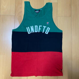 UNDEFEATED - undefeated タンクトップ