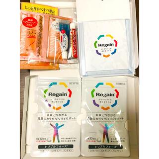 ダイイチサンキョウヘルスケア(第一三共ヘルスケア)のリゲイン トリプルフォース 60錠×2袋(その他)