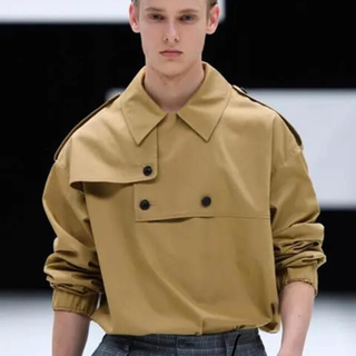 Jieda - mistergentleman 20ss trench shirts