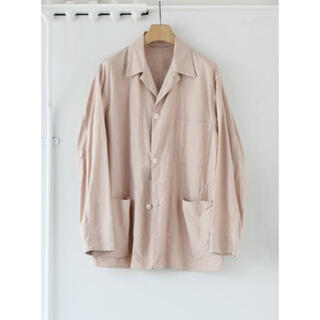 コモリ(COMOLI)の【COMOLI】ヨリ杢コットンワークジャケット size:3(カバーオール)