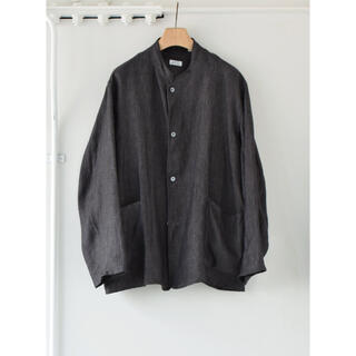 コモリ(COMOLI)の【COMOLI】サルヴァトーレピッコロ スタンドカラージャケット size:46(テーラードジャケット)
