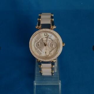 マイケルコース(Michael Kors)のMICHAEL KORSクォーツ・アナログ腕時計(腕時計)