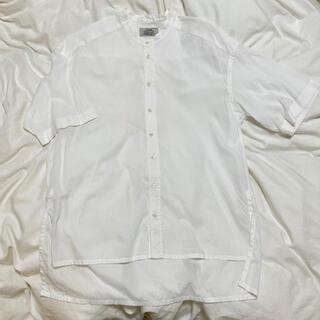 ジャーナルスタンダード(JOURNAL STANDARD)のジャーナルスタンダード ノーカラーシャツ(シャツ/ブラウス(半袖/袖なし))